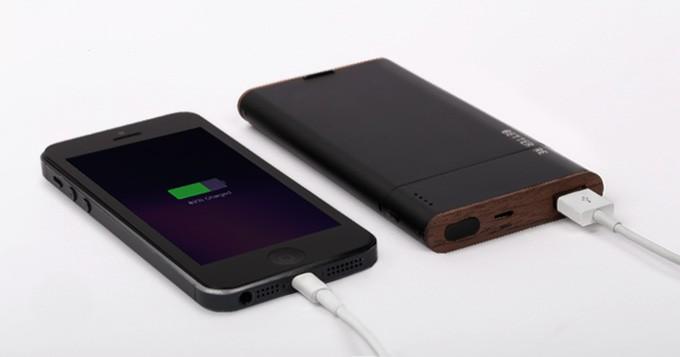 Powerbank o batería externa de alta capacidad