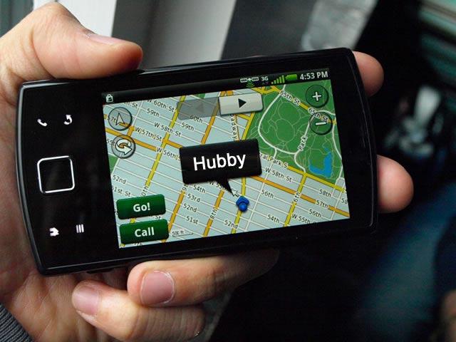 Localizar a mi marido rastreando su teléfono móvil